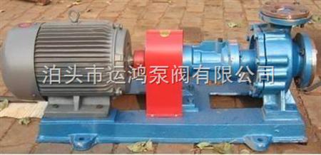 ry型高温导热油泵结构合理