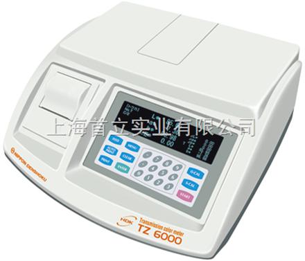 TZ6000透射法测色仪