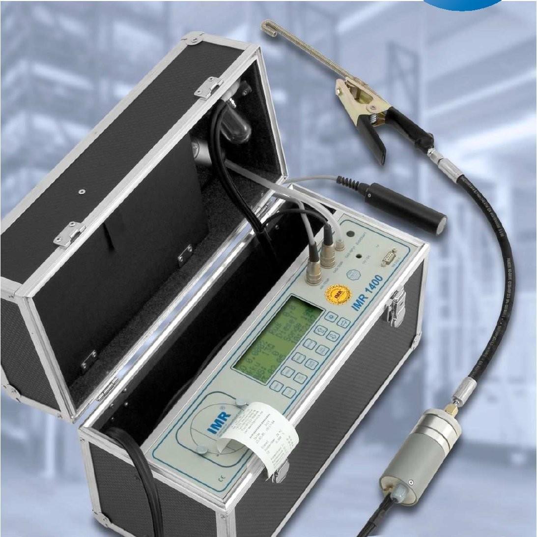 IMR 1400diga-便携式烟气分析仪IMR 1400diga
