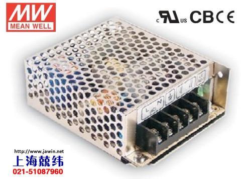 大连开关电源明纬电源nes-25-15-上海兢纬电子科技