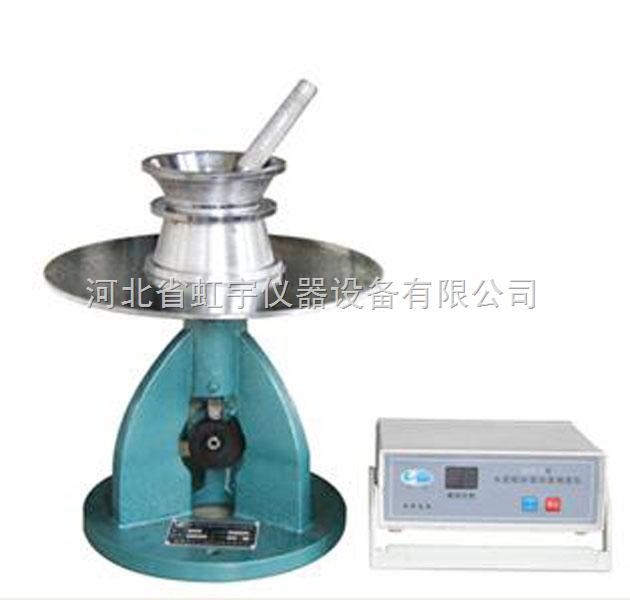NLD-3型水泥胶砂流动度测定仪 水泥流动度测定仪