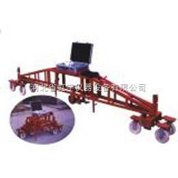 便携式路面八轮平整度仪 便携式路面八轮平整度