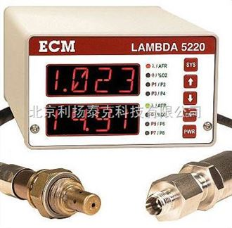 Lambda5220美国ECM快速空燃比分析仪