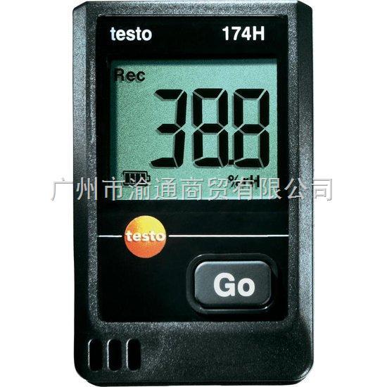 Testo174H温湿度记录仪