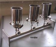 二联不锈钢溶液过滤器报价