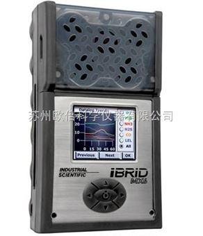 英思科MX6 iBrid复合气体检测仪