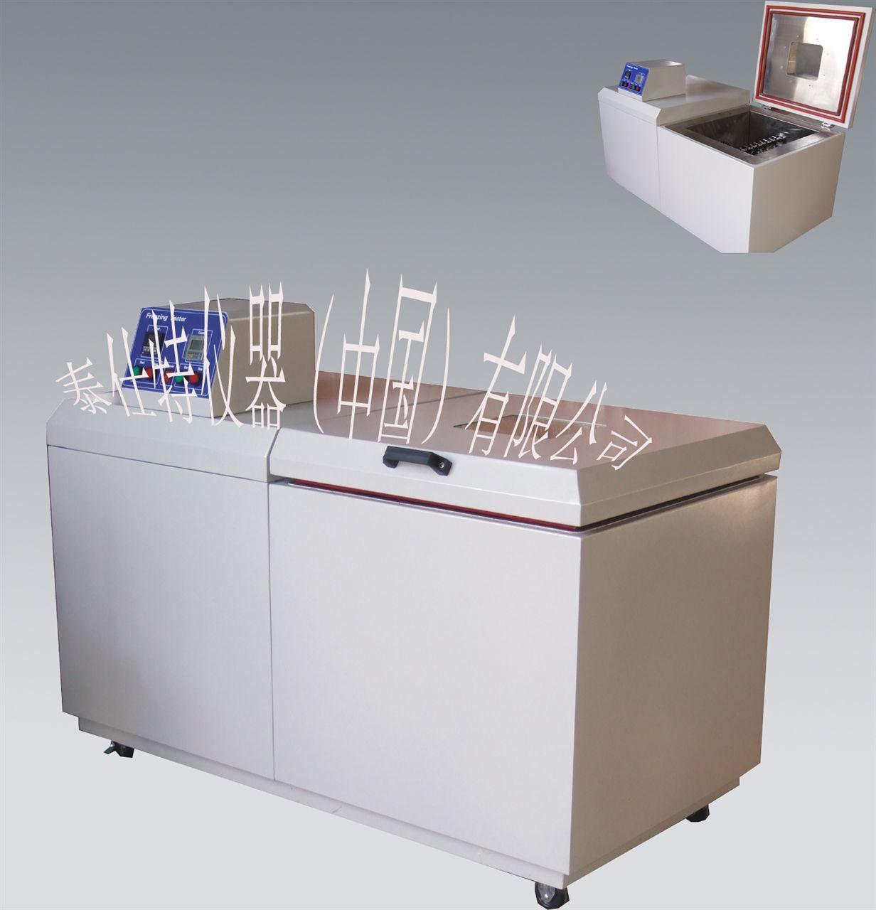 鞋底耐寒试验机/成鞋低温耐寒试验箱