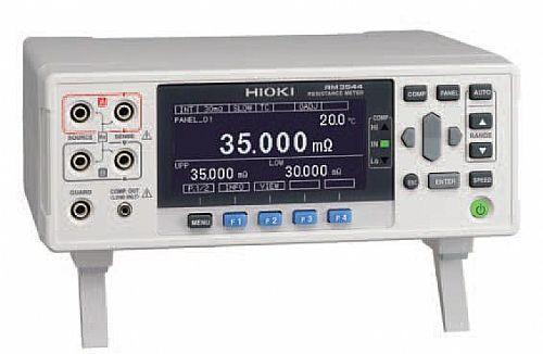 日本日置RM3544微电阻计/低阻计