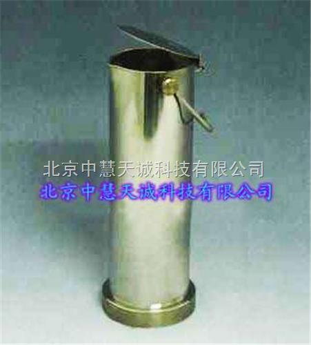 瓣阀式取样器/瓣阀取样器/瓣阀采样器/瓣阀式筒状取样器 型号:GKQB-500