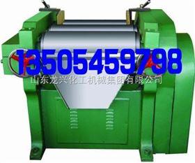 龙兴电加热三辊机  三辊研磨机工作原理