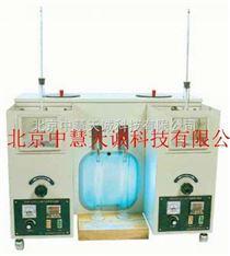 石油产品蒸馏试验器(低温双管式) 型号:SJDZ-6536-B