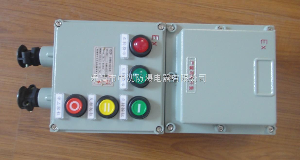 防爆可逆磁力起动器 非标防爆磁力起动器 防爆磁力器