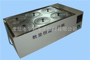 HH系列數顯恒溫水浴鍋