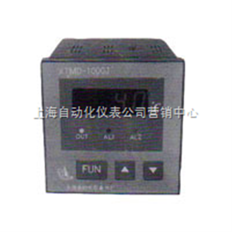 XTMF-1000J智能数显调节仪上海自动化仪表六厂