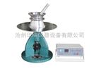 NLD-3型水泥胶砂流动度测定仪使用说明