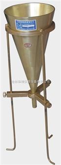CA砂浆漏斗 (铸铜)使用说明