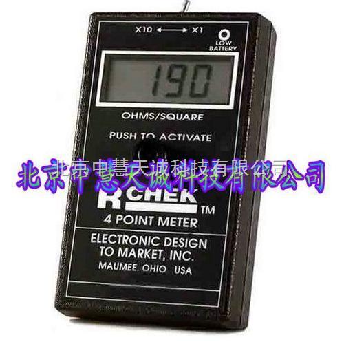 四点式玻璃表面电阻值测量仪 美国 型号:M3175