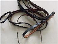 507XH上海进口齿形同步带/盖茨同步带/传动工业皮带