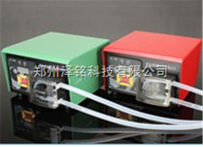 ZY-100E/TH15科研精密泵/流量范围 0.01~245ml/min蠕动泵