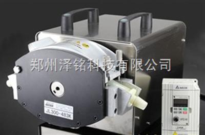 JL300-483K≤30L/min蠕动泵/化工专用工业蠕动泵