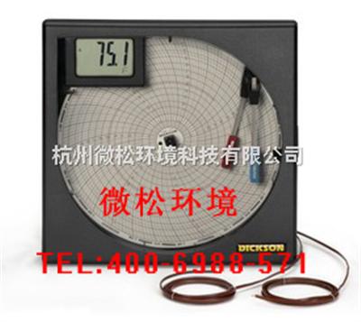 KT856雙溫度圖表記錄儀