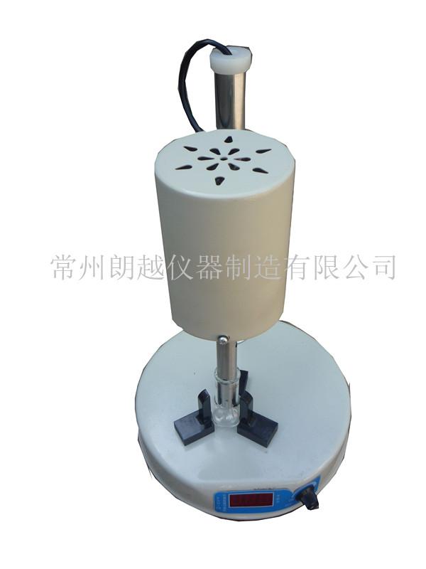 10~45℃ 三, 可调高速分散器使用方法: 首先将电机与捣碎棒连接的连