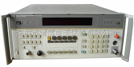 计量和校准 8902a测量接收机使信号发生器和衰减器的校准比以往更