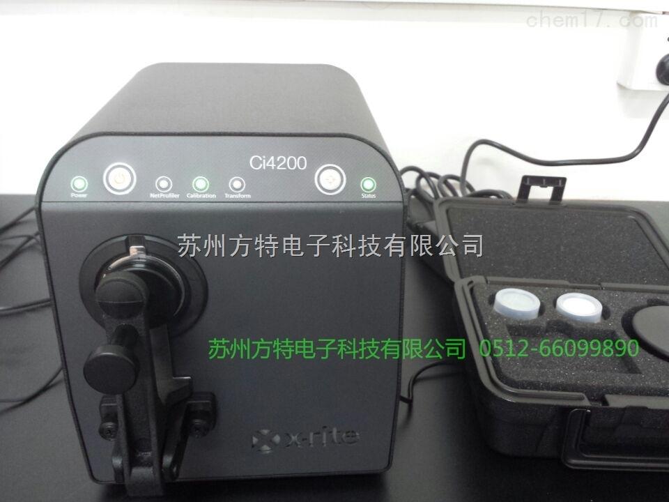 愛色麗X-Rite Ci4200/Ci4200UV分光測色儀