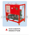 SF6气体抽真空充气装置 SG2015型