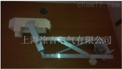 单级滑触线集电器