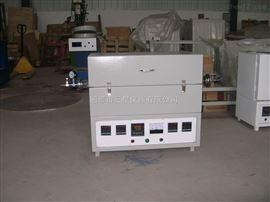一体化程序控温管式电阻炉