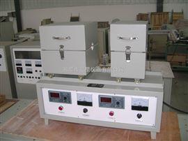SK-3-10K二区加热可移动开启式管式电阻炉