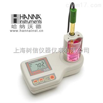 哈纳HI207微电脑酸度pH-温度℃测定仪停产