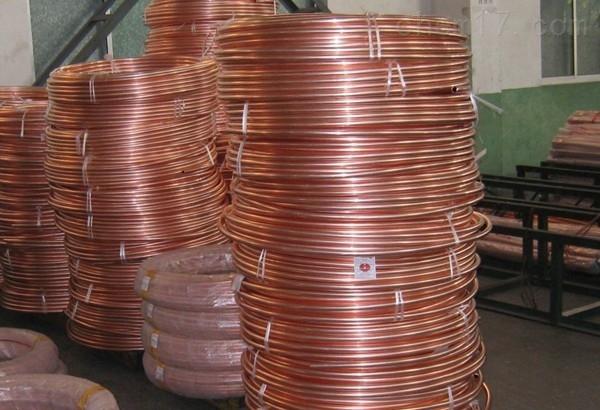 乌兰察布冷媒铜管价格,空调冷媒铜管价格