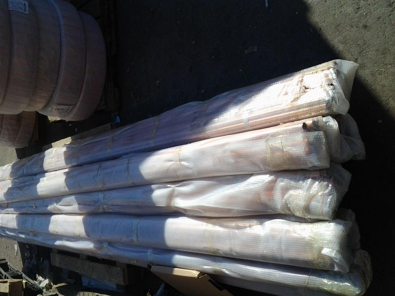 齐齐哈尔冷媒铜管价格,空调冷媒铜管价格