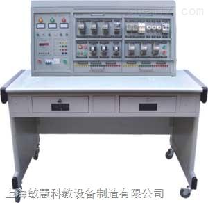 mhk-825dtp型-电力拖动·plc技能实训装置-上海敏慧