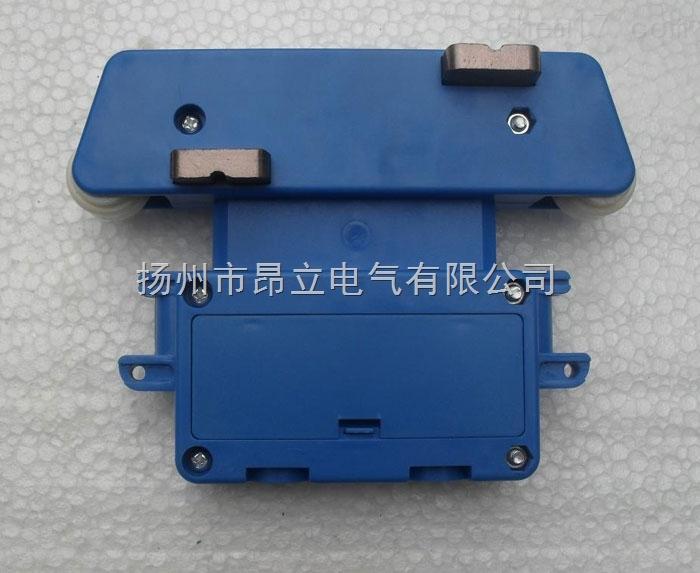 JD4-16/25普通型蓝色四极集电器