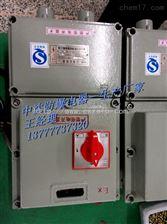 BDZ58-63/3L防爆断路器防爆空气开关防爆漏电保护开关BDZ58-63/3L