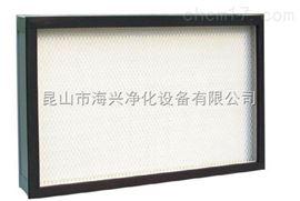 标准镀锌框有隔板高效过滤器