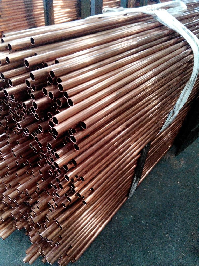 苏州冷媒铜管价格,空调冷媒铜管价格