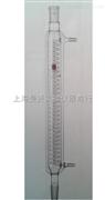 上海曼贤实验仪器玻璃仪器夹层蛇形冷凝管(厚壁)