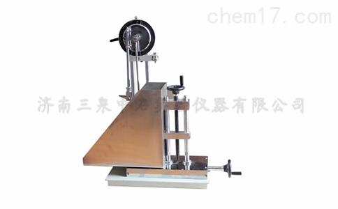 玻璃瓶抗摆锤冲击试验仪满足GB4454-1996标准