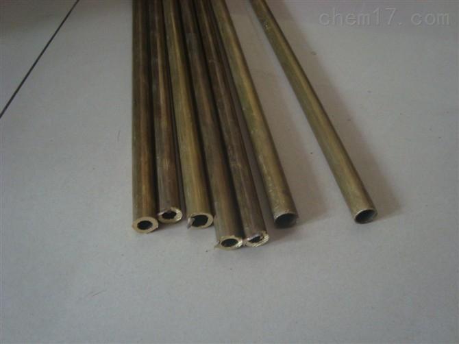 临汾冷凝器用H68黄铜管,换热器用H68黄铜管