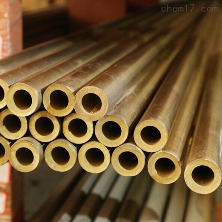 白山冷凝器用黄铜管,换热器用H68黄铜管价格