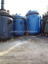 0.5—8吨二手反应釜价格二手不锈钢经销