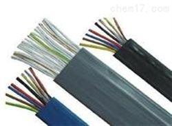 橡套扁电缆 硅橡胶扁电缆 橡胶护套扁电缆厂商批发