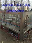 出售二手桶装水生产线大桶水灌装机上海华大二手管式杀菌机两套2300