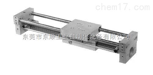 smc机械耦合式无杆气杆,回转夹紧气缸型号图片
