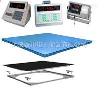 DCS-A湛江0.5-5t双层电子防爆地磅秤直销报价