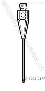 深圳批发英国雷尼绍M2红宝石球碳化钨测杆A-5003-0577